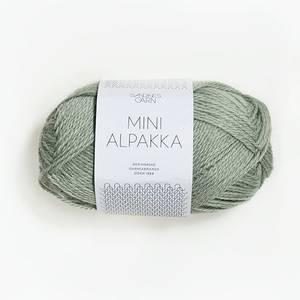 Bilde av Mini Alpakka Garn