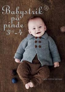 Bilde av Babystrikk på pinde 3,5-4 Hefte 02
