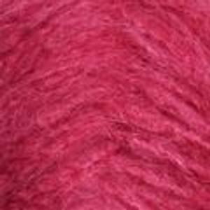 Bilde av Børstet Alpakka 4517 Cerise - Utgått farge