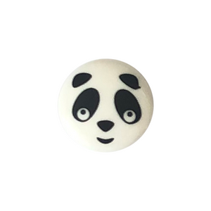 Bilde av Barneknapp panda