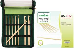 Bilde av KnitPro Bambus Heklenålsett