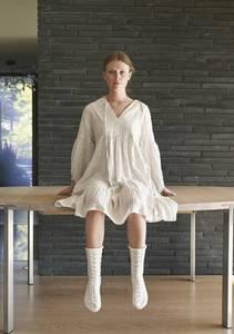 Bilde av Snøklokke sokker - Garnpakke