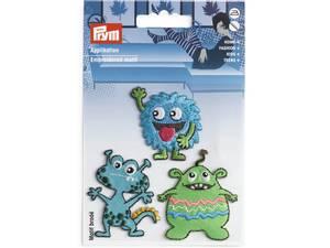 Bilde av Monster blå/grønn